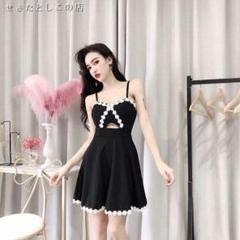 "Thumbnail of ""甘美なレースのリボンの王女のドレスの女性服 B716X2"""