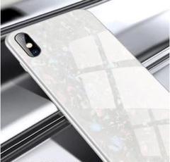 "Thumbnail of ""白色 iPhoneSE-2・ iPhone7/8 背面ガラスを使用スマホケース"""