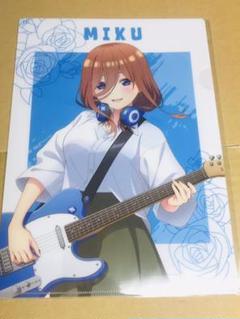 "Thumbnail of ""クリアファイル 三玖 五等分の花嫁∬ ギター演奏ver."""