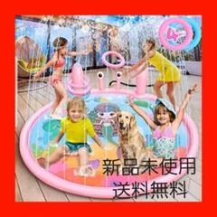 """Thumbnail of """"新品☆送料無料❗️ カニ噴水マット プール 大きい 噴水プール 水遊び 夏休み"""""""