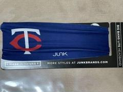 "Thumbnail of ""【海外限定】MLB Junk ヘッドバンド ミネソタ ツインズ nike"""