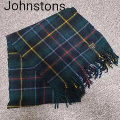 """Thumbnail of """"ジョンストンズ Johnstons マフラー チェック"""""""