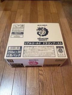 """Thumbnail of """"リアルゴールド ドラゴンブースト 250g缶×30本"""""""