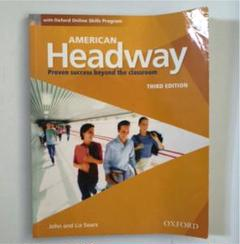 """Thumbnail of """"American Headway Third edition"""""""