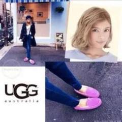 "Thumbnail of ""ローラ着用UGG モカシン ムートン"""