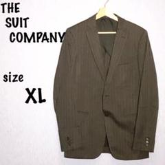 "Thumbnail of ""THE SUIT COMPANY ジャケット 【XL】茶"""