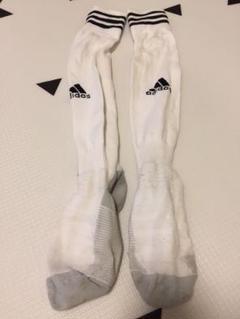"Thumbnail of ""adidas ラグビーソックス 白"""