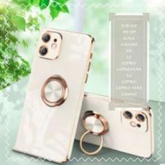 """Thumbnail of """"機種対応 iphone12mini ケース ホワイト 韓国 TPU素材"""""""