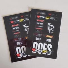 """Thumbnail of """"RUN UPステッカー"""""""
