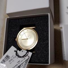 """Thumbnail of """"TID Watches 40mm ゴールド✕ウォールナット革ベルト"""""""