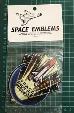 """Thumbnail of """"NASA スペースシャトル エンブレム ワッペン"""""""