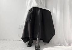 """Thumbnail of """"袴パンツ ユニセックス 黒 フリーサイズ ゴシック ヨウジヤマモト好きの方に"""""""