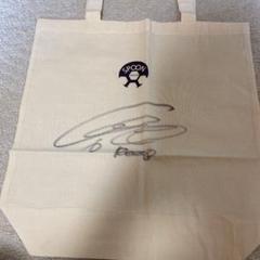 "Thumbnail of ""遠藤航選手 SPOONプロジェクト サイン入りバッグ"""
