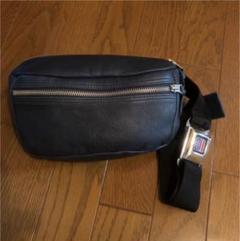 "Thumbnail of ""希少 RADIALL 本革 ボディーバッグ ラディアル レザー bag 鞄"""