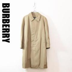 """Thumbnail of """"A6140 Burberry ノバチェック ロングコート ライトブラウン"""""""