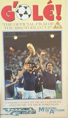 "Thumbnail of ""1982年ワールドカップのビデオテープ"""