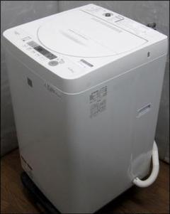 "Thumbnail of ""HD2307h シャープ SHARP  洗濯機 4.5kg 2018年製"""