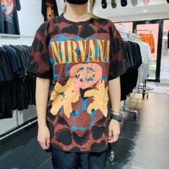 """Thumbnail of """"Nirvana ニルヴァーナ ジャスティン着用 総柄"""""""