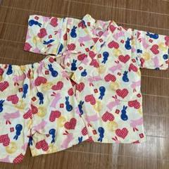 "Thumbnail of ""女の子 甚平 120cm"""