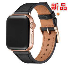 """Thumbnail of """"[新品]apple watch バンド38mm 40mm 黒/ローズゴールド"""""""