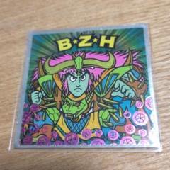 "Thumbnail of ""格安!旧ビックリマンシール悪魔VS天使第21弾ブラックゼウスヘッドB·Z·H"""