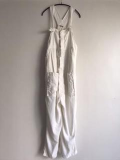 """Thumbnail of """"新品 kaval overall off white free size"""""""