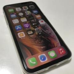 "Thumbnail of ""美品 iphone XS 256gb ゴールド SIMフリーSIMロック解除済"""