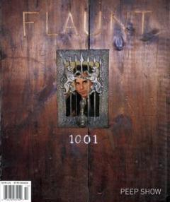 "Thumbnail of ""Flaunt Magazine  PEEP SHOW"""