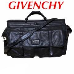 """Thumbnail of """"名作   GIVENCHY  2way ショルダー レザー ボストン 黒 大容量"""""""