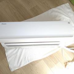 "Thumbnail of ""DAIKIN ダイキン工業 CX F56VTCXP-W エアコン18畳 室内機"""