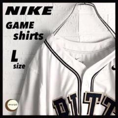 【フォロー割】NIKE ゲームシャツ 野球