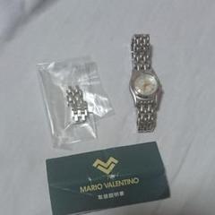 美品・薄型10気圧防水・バレンチノ