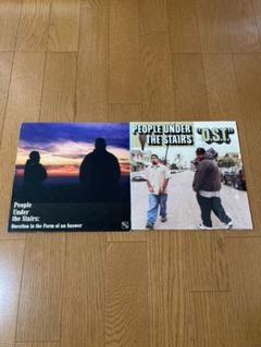 """Thumbnail of """"PEOPLE UNDER THE STAIRS / レコード 2枚セット"""""""
