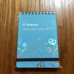 "Thumbnail of ""Rollbahn ロルバーン 縦型M ライトブルー 文具女子博"""