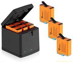 """Thumbnail of """"GoPro Hero8 バッテリー充電器 互換バッテリー Type-c充電器"""""""