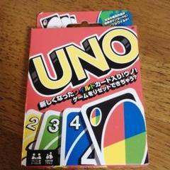 "Thumbnail of ""ウノ UNO 新品未開封"""