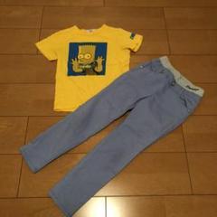 """Thumbnail of """"☆上下セット売り☆キッズ120cm シンプソンズTシャツ"""""""