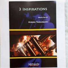 "Thumbnail of ""3 Inspirations(金管8重奏)"""