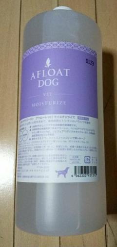 "Thumbnail of ""犬用品 アフロート DOG VET モイスチャライズ 1kg 皮膚保湿ローション"""