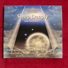 "Thumbnail of ""005 ヘミシンク ヘミシンクで熟睡 Sleep Deeply"""