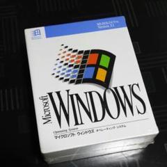 """Thumbnail of """"PC98珍品windows3.1システム3.5inch未使用"""""""