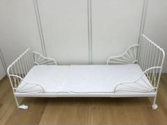 "Thumbnail of ""IKEAのminnen キッズベット マットレス無し"""