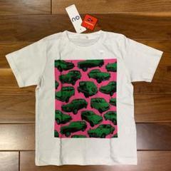 "Thumbnail of ""【新品未使用】GU×HONDA Tシャツ 120cm"""