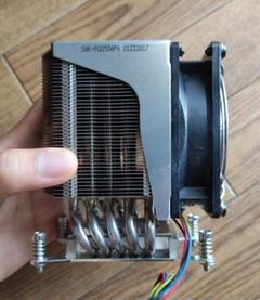 "Thumbnail of ""Super micro SNK-p0050ap4 Fan For CPU 美品"""