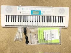 """Thumbnail of """"カシオ 電子キーボード LK-128 CASIO 電子ピアノ"""""""