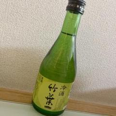 """Thumbnail of """"冷酒 竹葉 数馬酒造"""""""