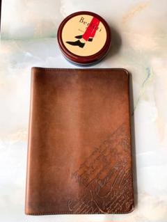 """Thumbnail of """"Berluti Epure Leather NoteBook Cover"""""""