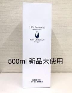"Thumbnail of ""エコウォーター ライフエッセンス 500ml"""