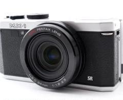 美品 PENTAX Pentax MX-1 ミラーレス一眼カメラ 完品