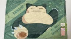 """Thumbnail of """"ポケモン カビゴン 枕カバー 43×63cm パシオス"""""""